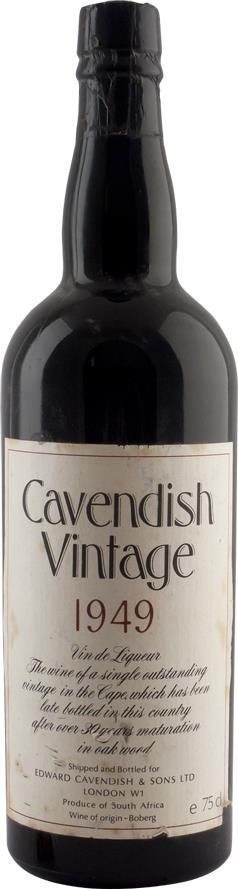 Wine 1949 Cavendish (2599)