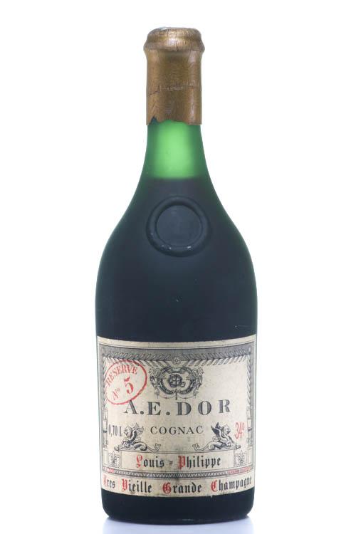 Cognac 1840 A.E. DOR No. 5 Louis Philippe