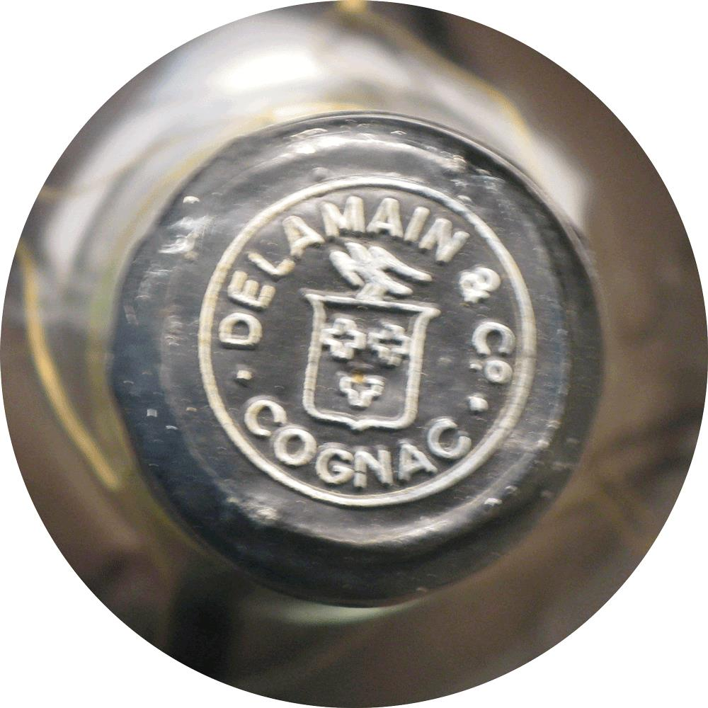 Cognac 1893 Delamain Grande Champagne Magnum