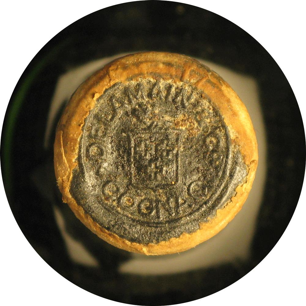 Cognac 1920 Delamain Fine Champagne Numbered