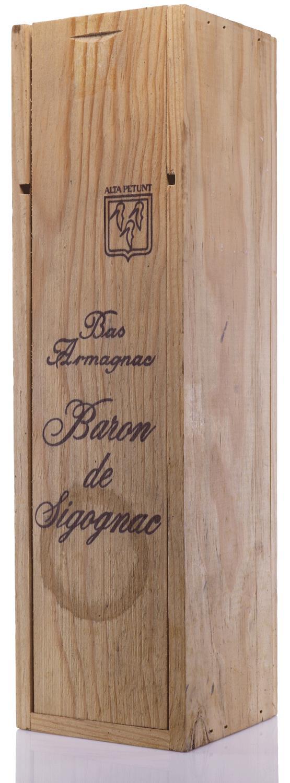 Armagnac 1941 Baron de Sigognac