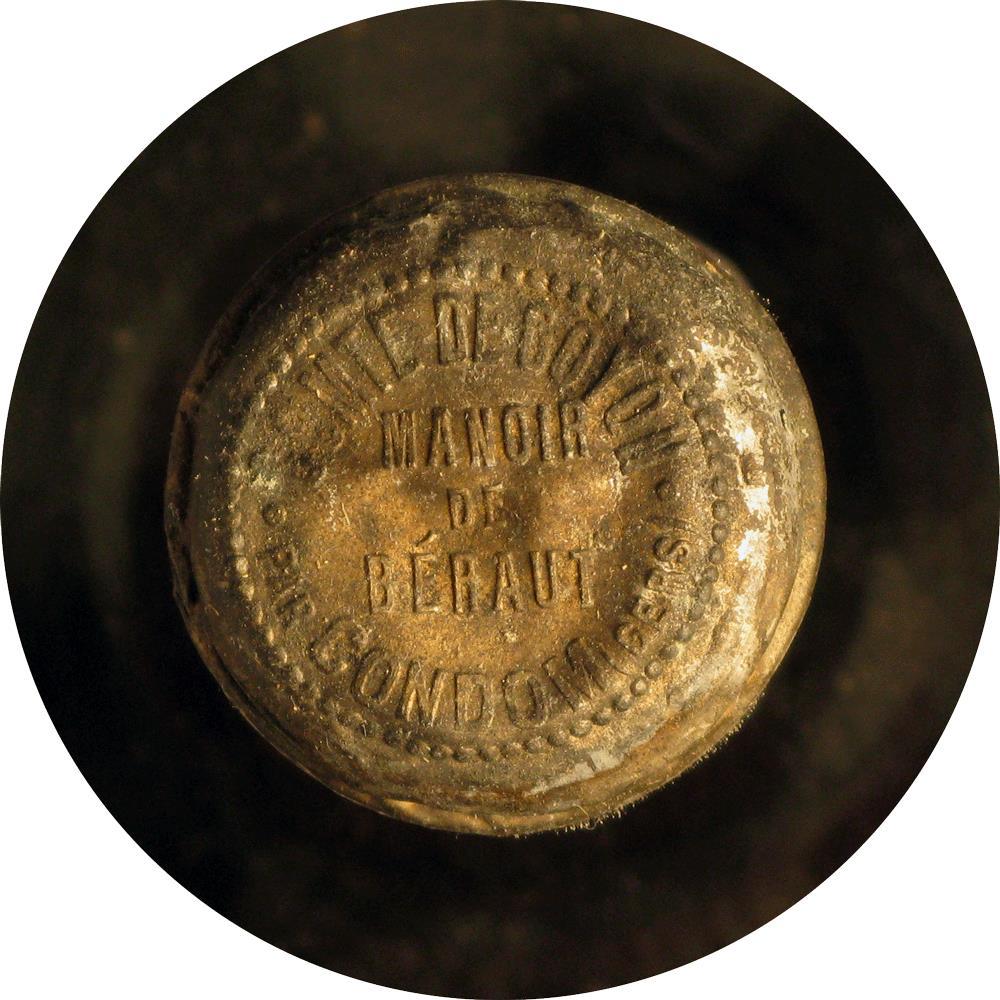 Armagnac 1857 Domaine de Béraut