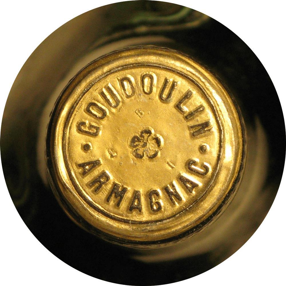 Armagnac 1953 Goudoulin Veuve J.