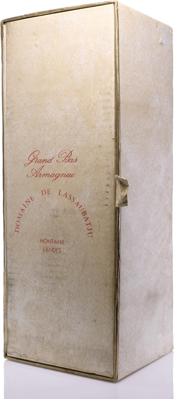 Armagnac 1966 Domaine de Lassaubatju 1.5L