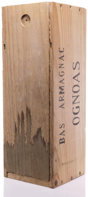 Armagnac 1967 Domaine d' Ognoas