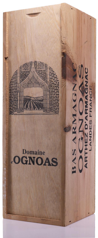 Armagnac 1970 Domaine d' Ognoas