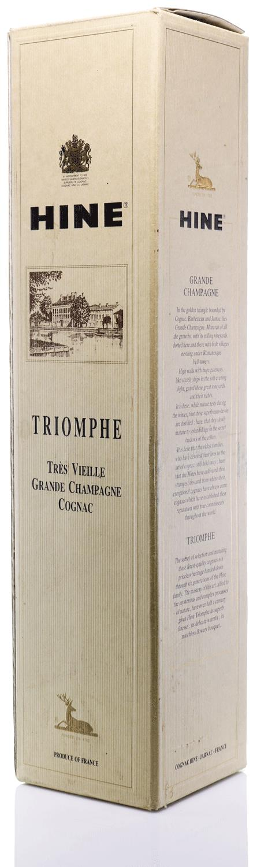 Cognac Hine Triomphe Tres Vielle Grand Champagne
