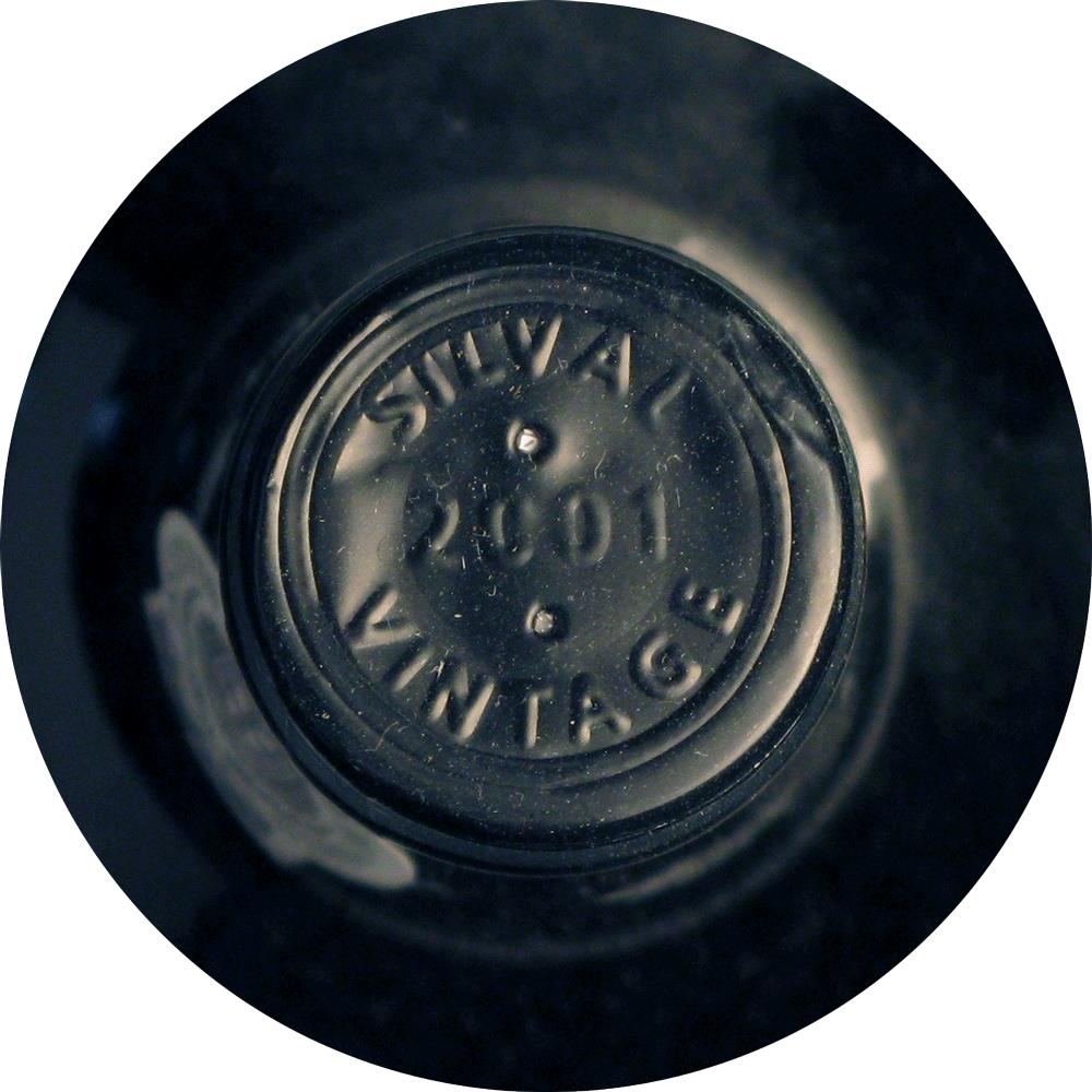 Silval Quinta do Noval Vintage Port 2001