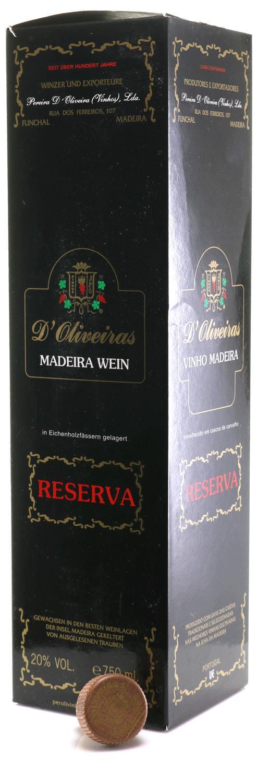 Madeira 1988 Oliveira