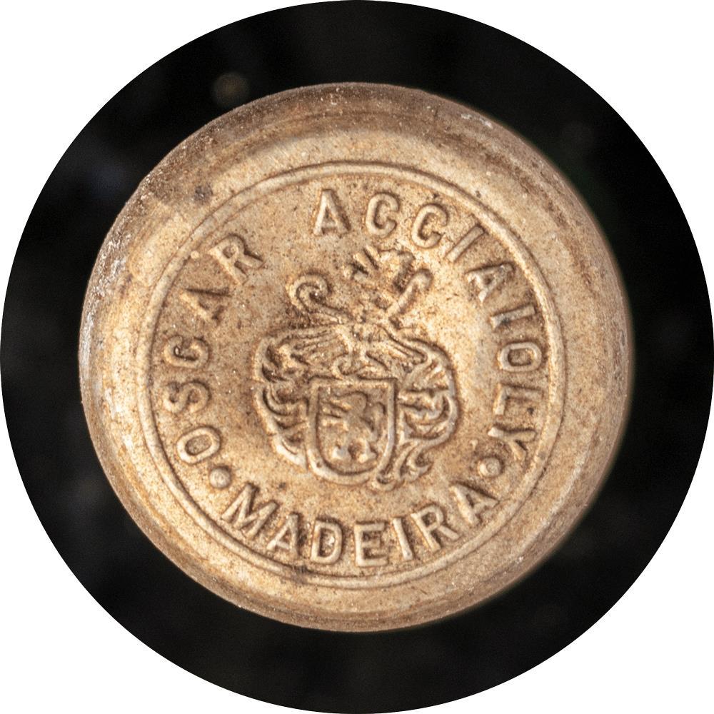 Madeira 1832 Oscar Acciaiolly Terrantez