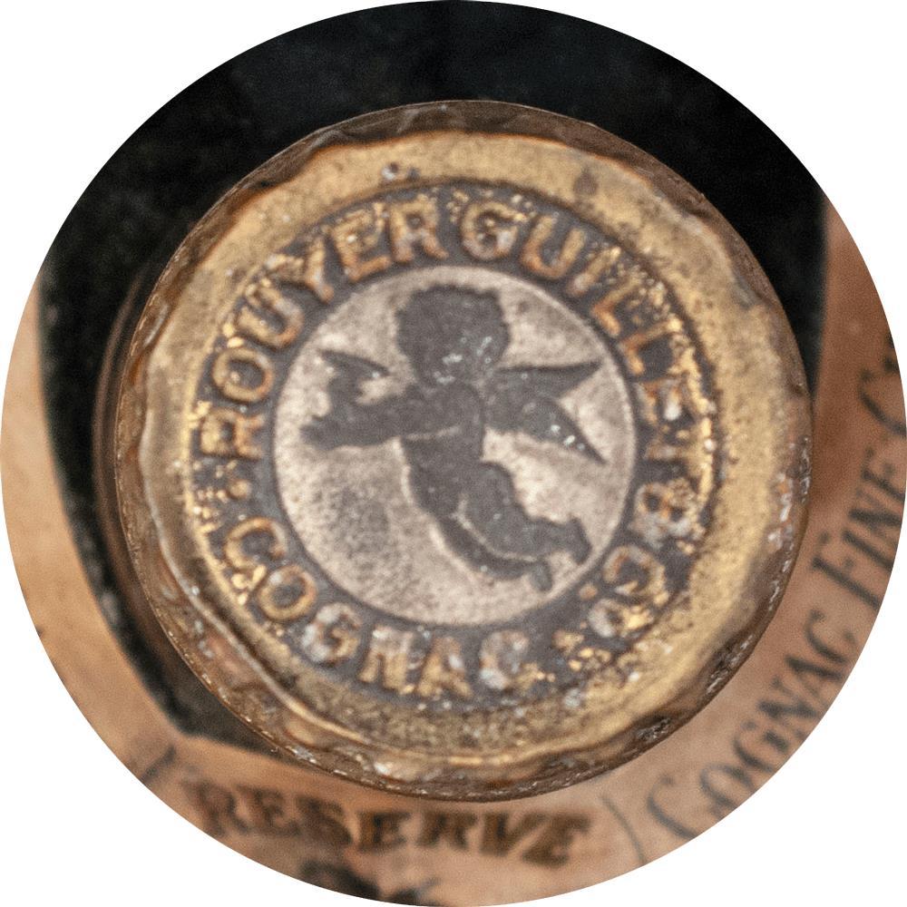 "Cognac 1875 Rouyer Guillet & Co, ""Maxim's sale June 1997"""