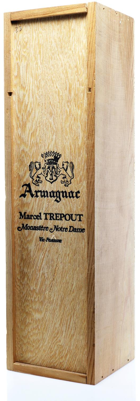 Armagnac 1923 Marcel Trépout Monastère Notre Dame