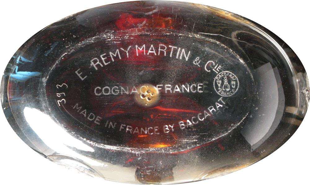 Remy Martin Louis XIII Cognac - 1950-1962 - Baccarat Crystal