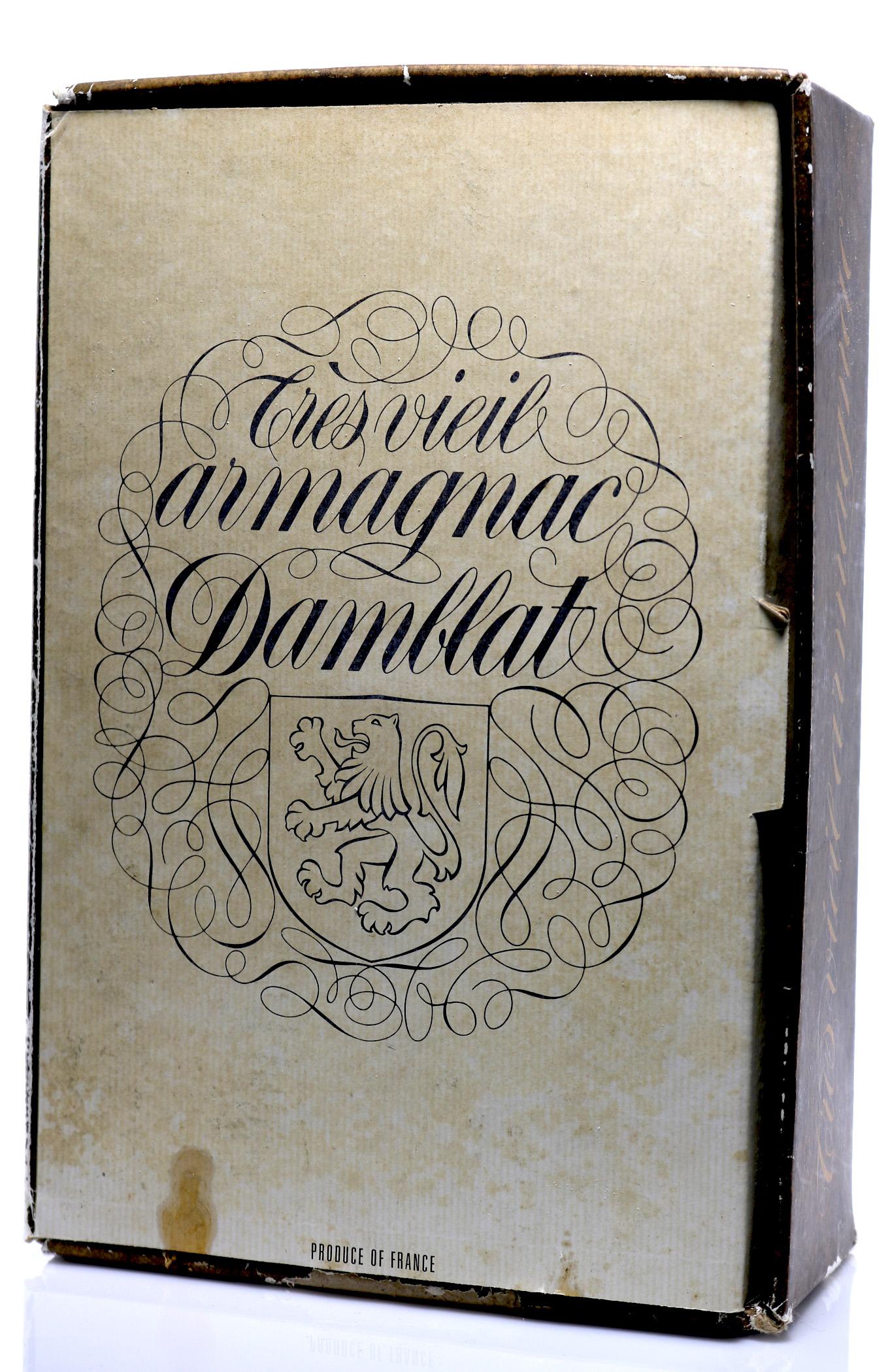 Armagnac 1914 Damblat
