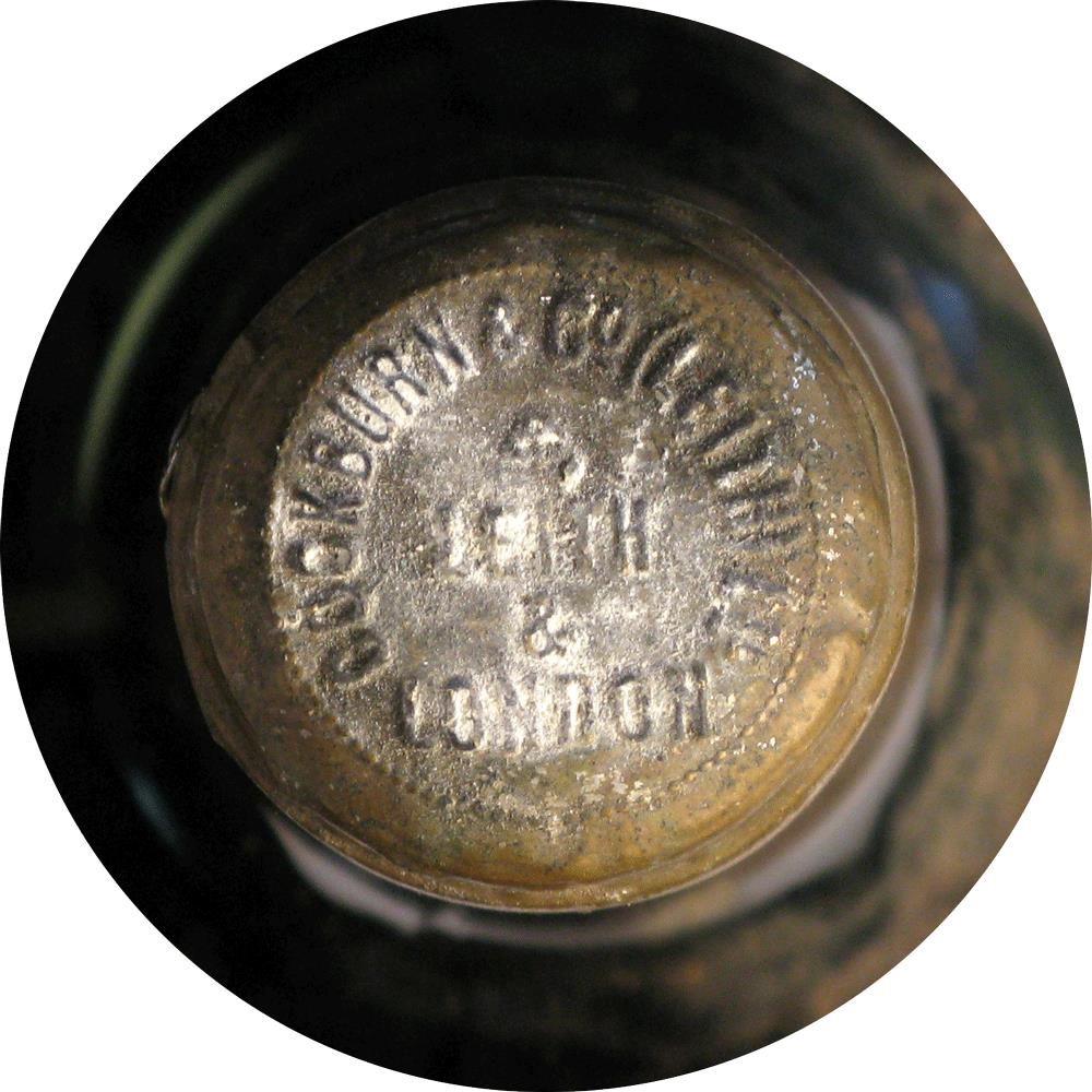 Cognac 1875 Cockburn