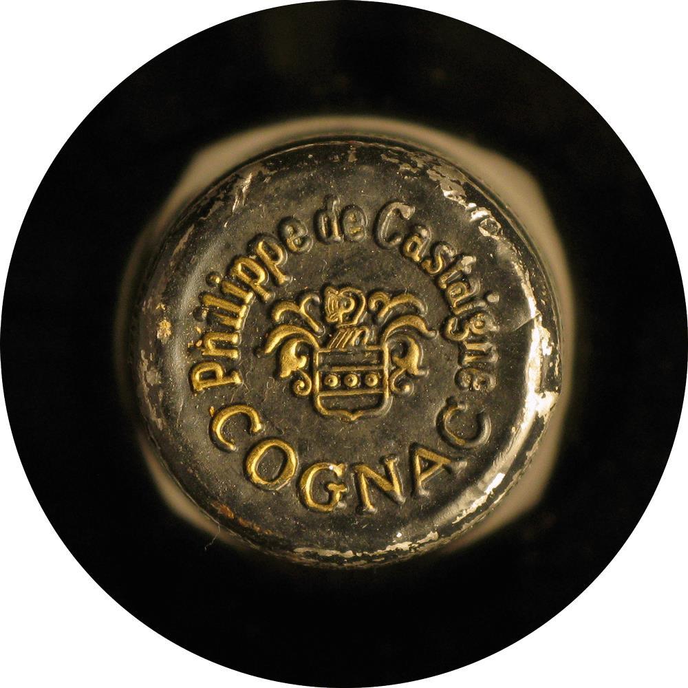 Cognac Philippe de Castaigne Tres Rare 1850