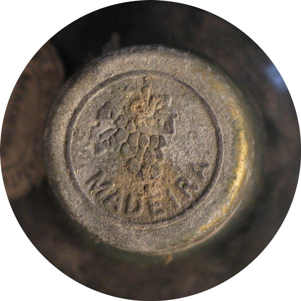 Madeira 1880 Companhia Vinicola da Madeira
