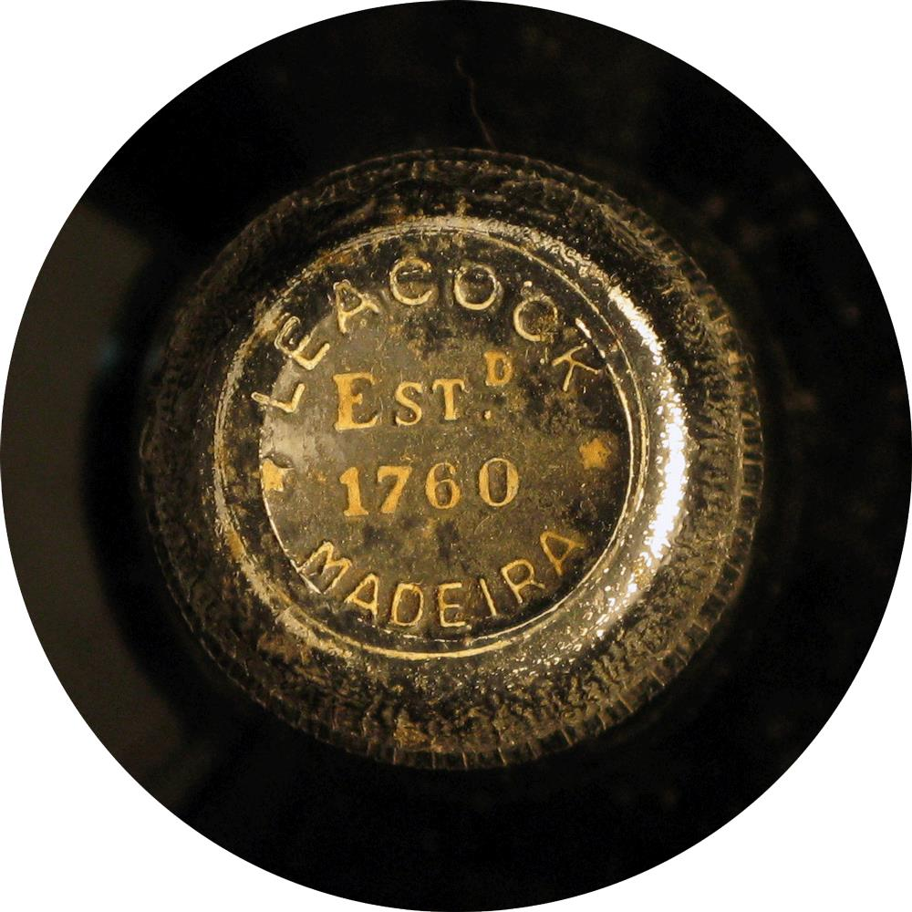 Madeira 1872 Leacock's Solera