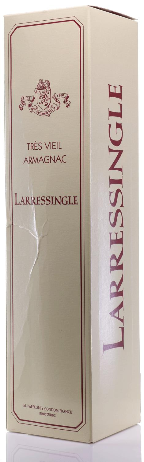 Armagnac 1900 Larressingle