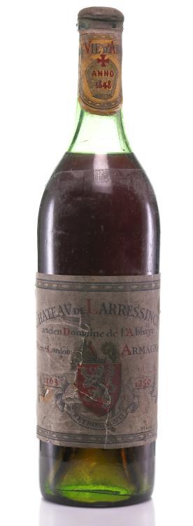 Armagnac 1848 Larressingle